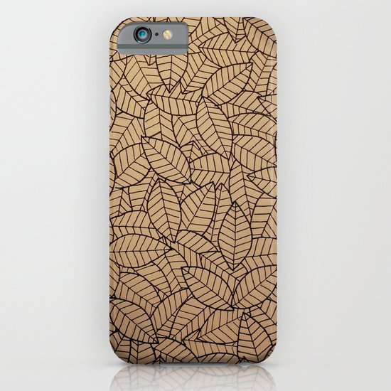 Lots-o-Leaves iPhone & iPod Case