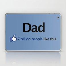I Like Dad Laptop & iPad Skin