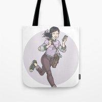 Lois Lane: Girl Reporter Tote Bag