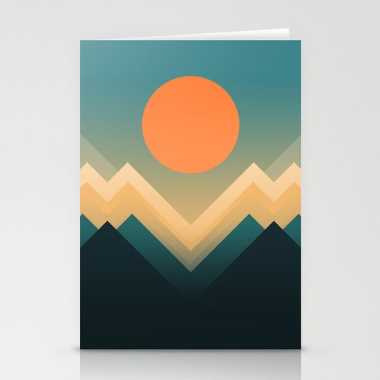 Inca Stationery Card