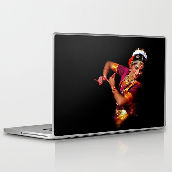 Sunanda Laptop & iPad Skin