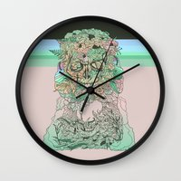 L O S T W O R D S Wall Clock