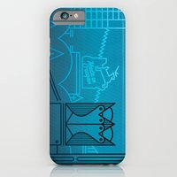 Natural Born Rodent Killers (Pt. 1) iPhone 6 Slim Case