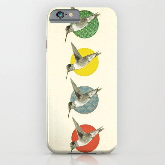 The Hummingbird Dance iPhone & iPod Case