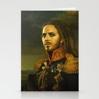 Tim Minchin - Replacefac… Stationery Cards