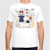 T-shirt featuring Kiki's Delivery Service  by Carly Watts
