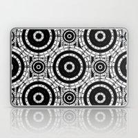 Geometric Black And Whit… Laptop & iPad Skin