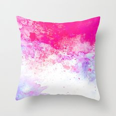 Summer Song #society6 Throw Pillow