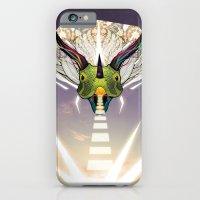 Volantesaurus Lux iPhone 6 Slim Case