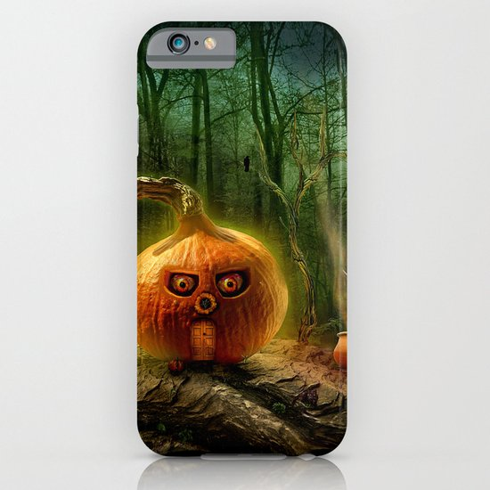 Witch's Kitchen iPhone & iPod Case