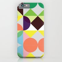 iPhone & iPod Case featuring Retrospective by Carolina Carselle