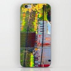 Pointillism: Snoqualmie Falls iPhone & iPod Skin