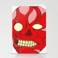 Naked Face Stationery Cards