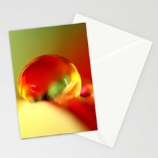 Tulip Droplet Stationery Cards
