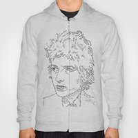 Bob Dylan WordsPortrait  Hoody