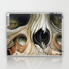 skull melt Laptop & iPad Skin