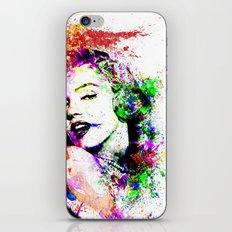 Monroe. iPhone & iPod Skin