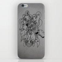 feline iPhone & iPod Skin