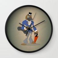 Dandy Platypuzz Wall Clock