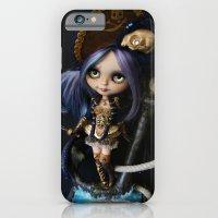 LADY BUCCANEER PIRATE OOAK BLYTHE ART DOLL iPhone 6 Slim Case