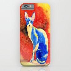Sphynx Cat #3 Slim Case iPhone 6s