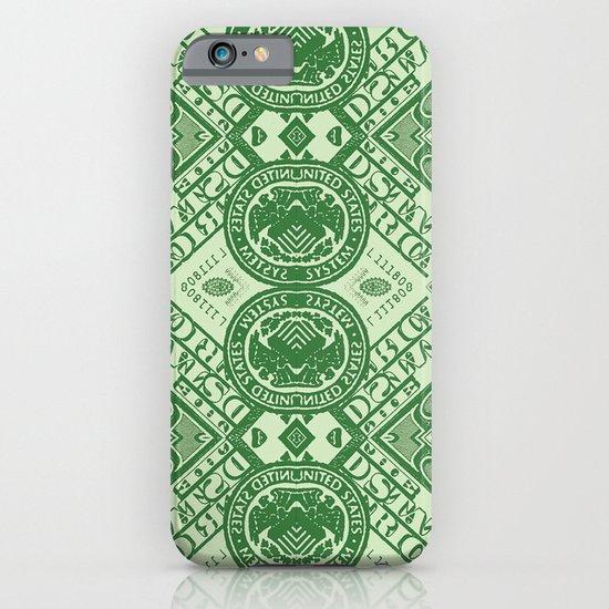 Money Talks iPhone & iPod Case