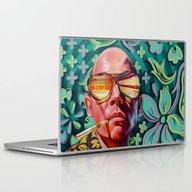 Laptop & iPad Skin featuring Bad Trip by Jared Yamahata