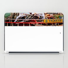 Double Decker Carnival Carousel  iPad Case