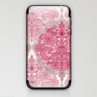 Happy Place Doodle In Be… iPhone & iPod Skin