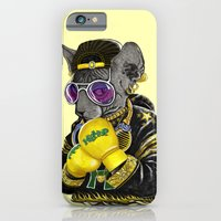 Boxing Cat 3 iPhone 6 Slim Case