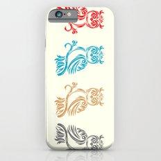 Ornamental Birds iPhone 6 Slim Case