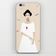 Madame B. iPhone & iPod Skin