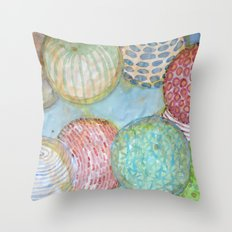 Ball Collection Throw Pillow