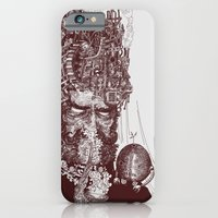 iPhone & iPod Case featuring Franz Joseph Hulihee by Isaboa