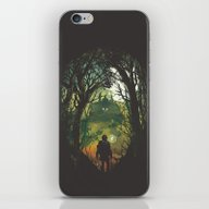 It's Dangerous To Go Alo… iPhone & iPod Skin