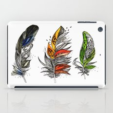 Winter Autumn Spring iPad Case