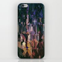 Castles in Hyperspace iPhone & iPod Skin
