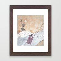 Collections Framed Art Print