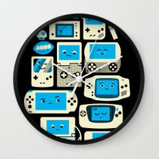 AXOR Heroes - Love For Handhelds Wall Clock