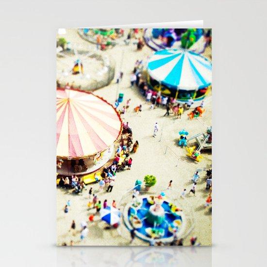 Carnivale Stationery Card
