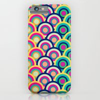 iPhone & iPod Case featuring Circle colors by Msimioni