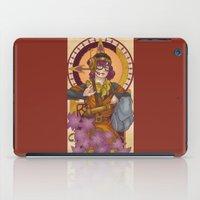 Chronos IV Nouveau iPad Case