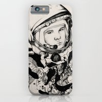 iPhone & iPod Case featuring From Gagarin's Point Of View  by RiversAreDeep
