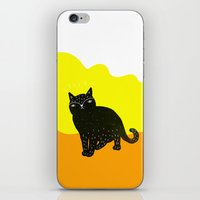 Cats Life 3 iPhone & iPod Skin