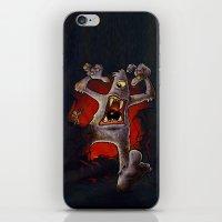 Monster! iPhone & iPod Skin