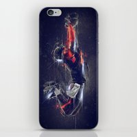 DARK FOOTBALL iPhone & iPod Skin