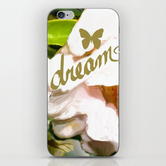Dream iPhone & iPod Skin