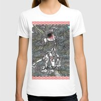 unicorn T-shirts featuring Unicorn by AKIKO