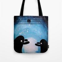 cuddle monsters Tote Bag