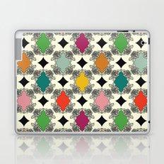 Moroccan Rose Motif Laptop & iPad Skin